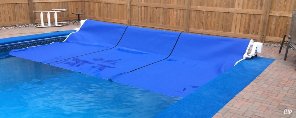 New Zealand Automatic pool cover enclosures